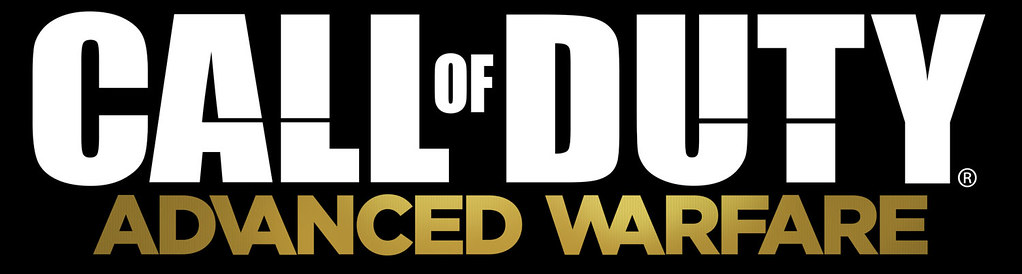 Call of Duty Advanced Warfare_Logo_White