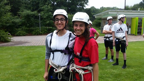 Engineering | Ropes Challenge Course