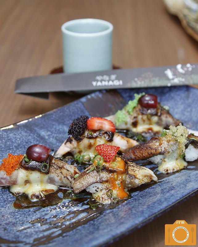Yanagi Aburi Sushi