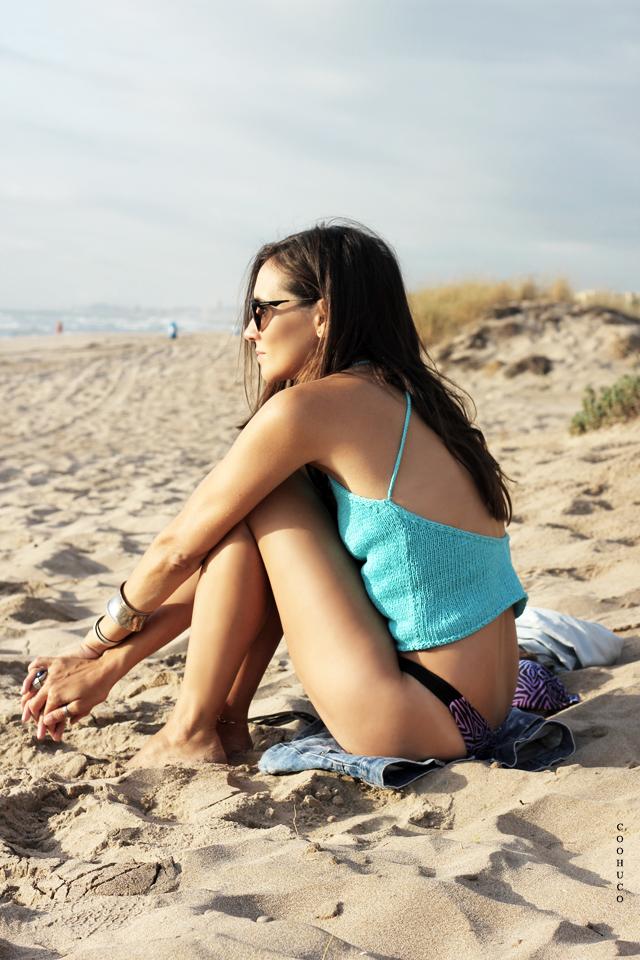 bikini girl beach coohuco 9