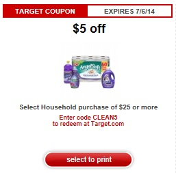 Angel Soft Bath Tissue 0 29 Roll At Target With Coupon Stack The