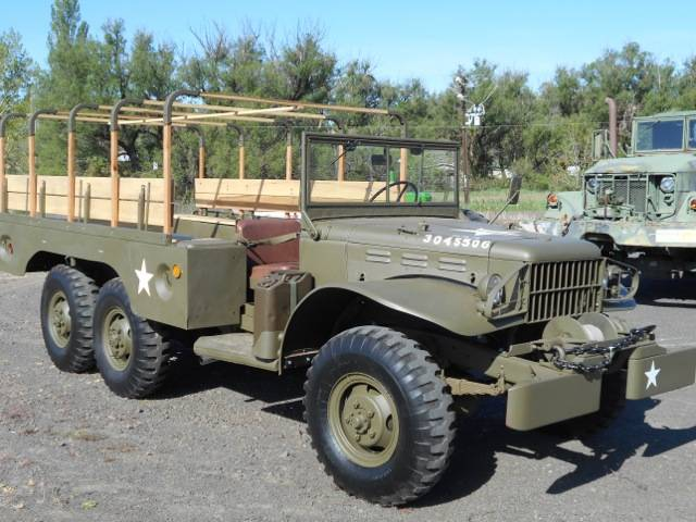 WC63 Truck, Cargo and Personnel Carrier