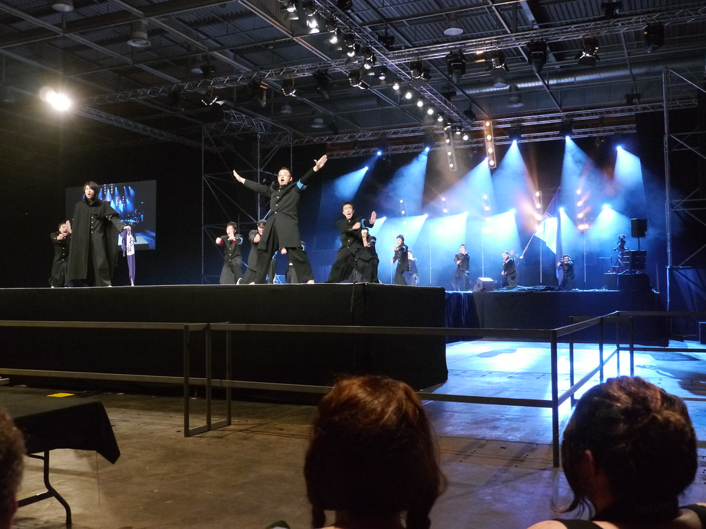 related image - Aozora Ouendan - Japan Expo 2014 - P1880263