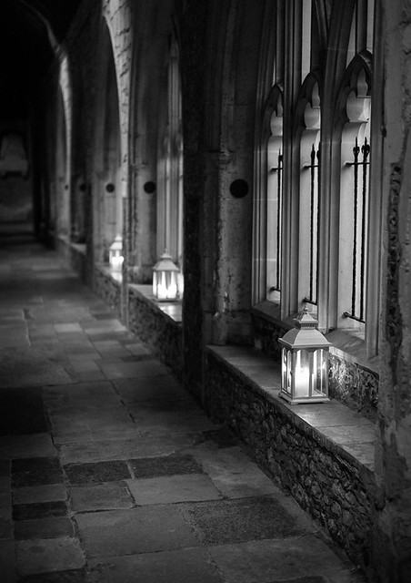 Candlelit Cloisters
