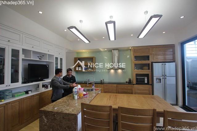 Thiết kế nội thất nhà chị Thoa - Quảng Ninh_11