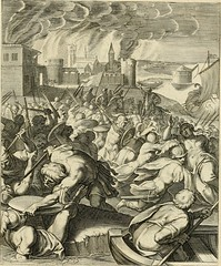 """Image from page 186 of """"Quinti Horatij Flacci Emblemata : imaginibus in aes incisis, notis[que] illustrata"""" (1612)"""