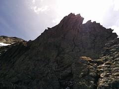 Aufstieg Großer Moosstock, Tauferer Ahrntal