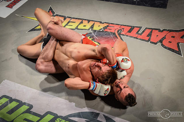 Rear naked choke picture