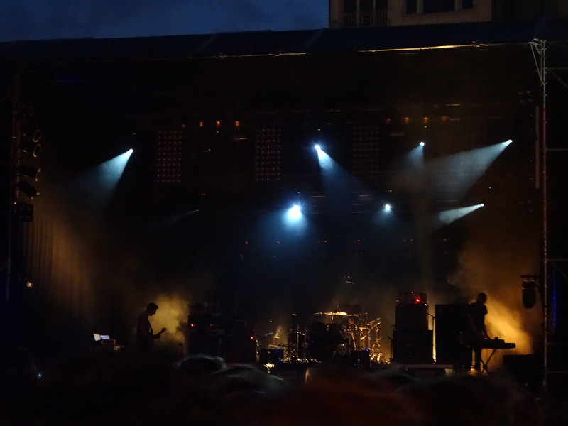 65daysofstatic, Boomtown Festival, Ghent