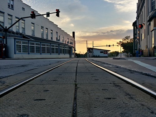 road county railroad morning westminster june sunrise way restaurant early town md downtown track crossing ben web tracks restaurants maryland rail railway down area rails mornings carroll roads railways ways midland railroads 2014 rxr trackway trackways johanssons marylandmidlandrailway schumin schuminweb