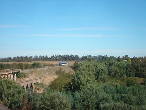 tren salon efe electrico vias pasajeros automotor terrasur preferente uts444 uts601 puentepangue