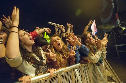 Público Bilbao BBK Live 2014