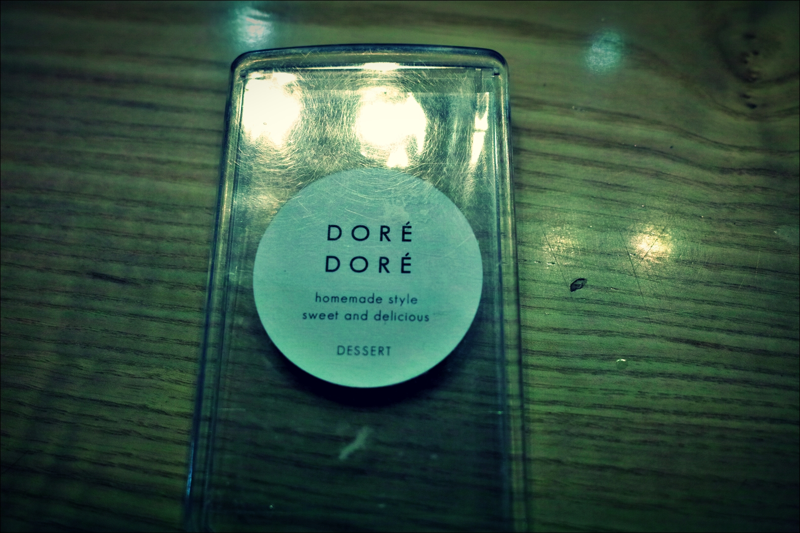 진동벨-'구월동 도레도레 Doré Doré Cafe'