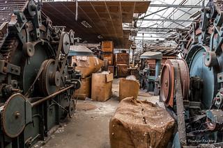 Urbex Textile Factory