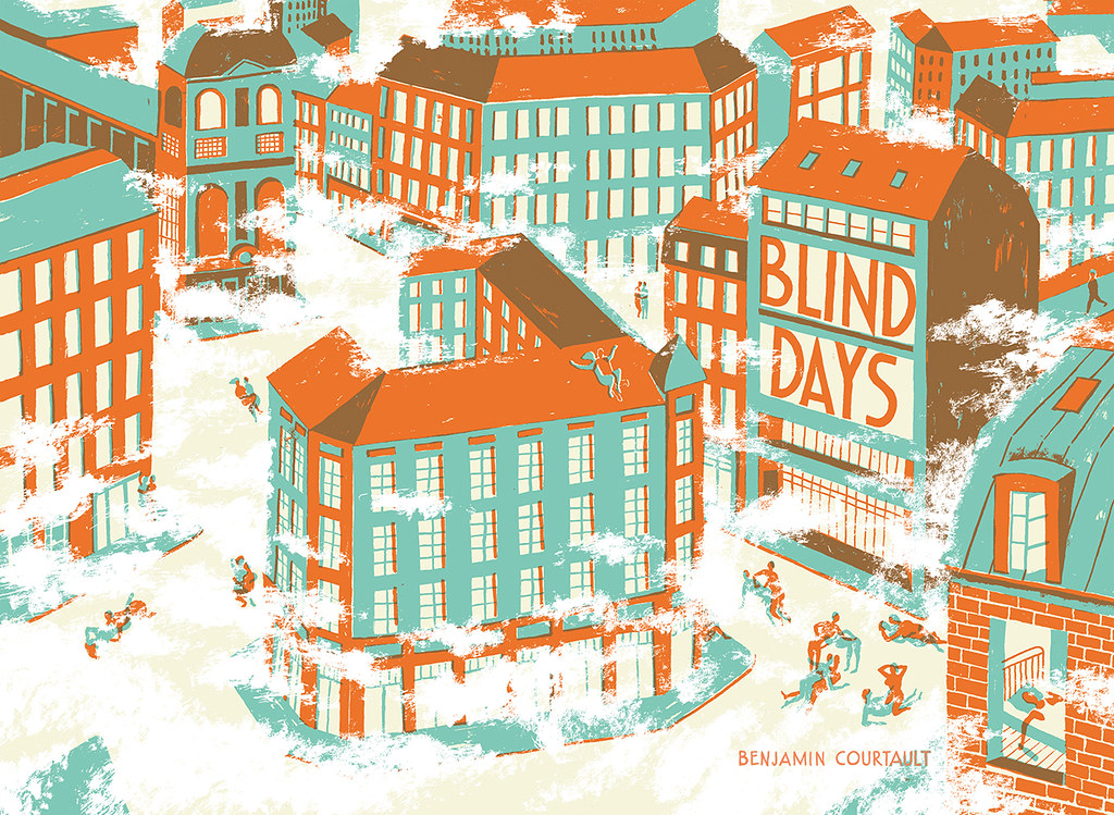 Benjamin Courtault, Blind Days
