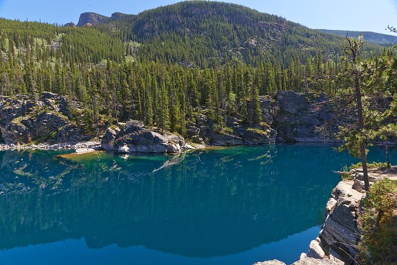 Horseshoe Lake - Jasper National Park