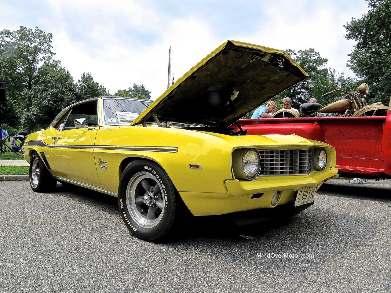 1969 Chevrolet Camaro Yenko Tribute Front
