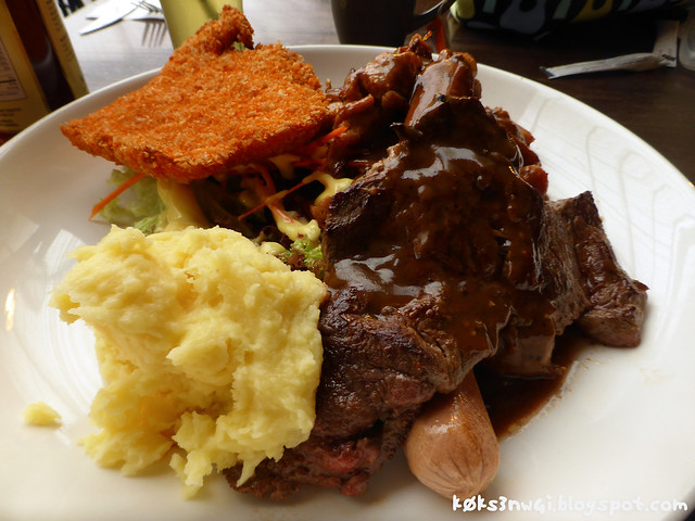 Sharing Planet Mixed Grill