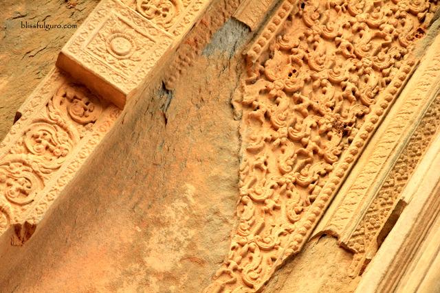 Siem Reap Cambodia Lolei Temple