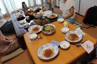 「菜食イタリアンレシピ編」食卓