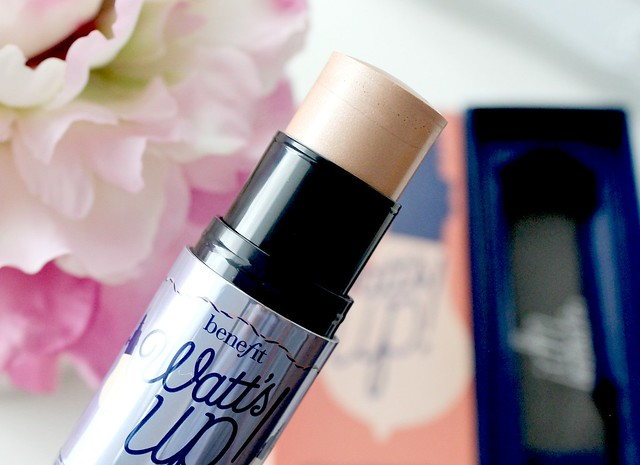 Benefit Watt's Up, Benefit Watt's Up Soft Focus Highlighter, Benefit Cream Highlighter,
