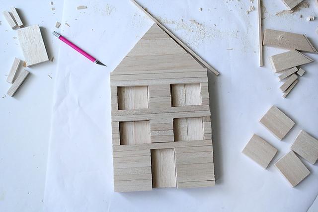 DIY Photo House