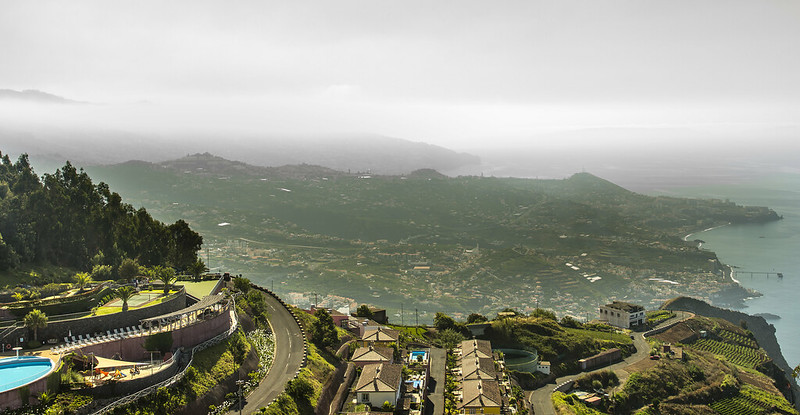 Landscape from Cabo Girao - Madeira