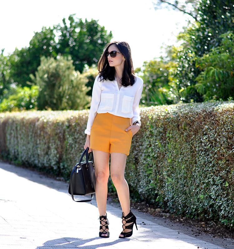 Mustard Shorts_01