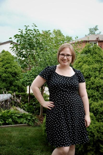 Jennifer Lauren Bronte Dress