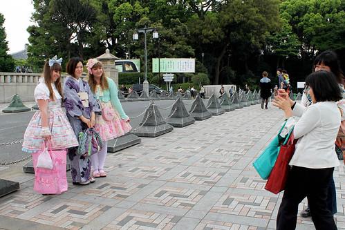 Tourist Snap