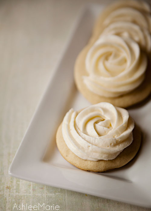 a recipe for amazing sugar cookies