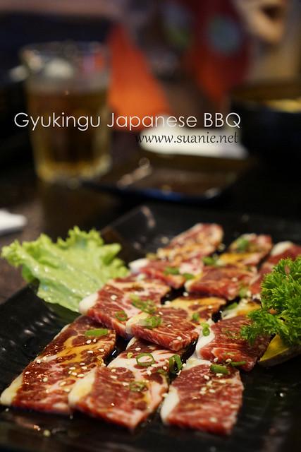 Gyukingu japanese bbq kota damansara for Bbq boneless short ribs