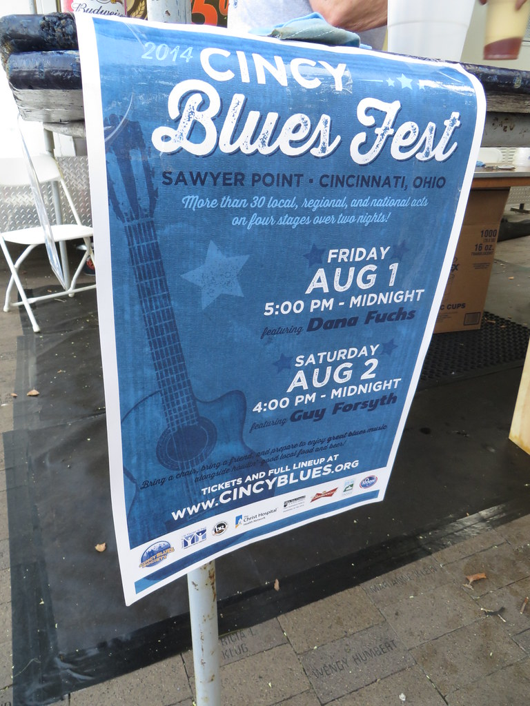 Cincy Blues Fest