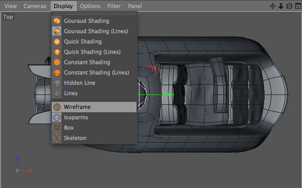 C4D Object invisible in viewport/not in render - QBN