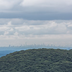 New York from Bear Mountain