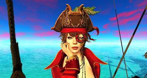 Fantasy Gatcha Carnival Pirate 2