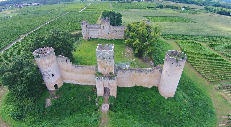 Château de Budos Gironde