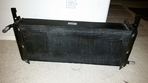 2013 gt500 factory heat exchanger. Black Bedroom Furniture Sets. Home Design Ideas