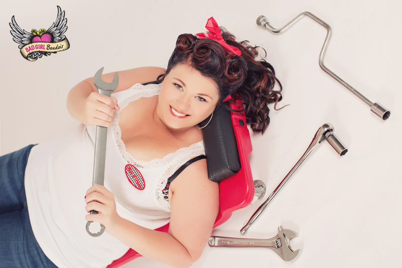 Jacksonville, Orlando, North Florida Pinup Photography Studio | FL photographer