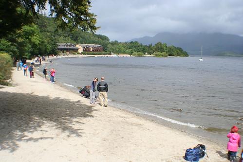 Luss Beach