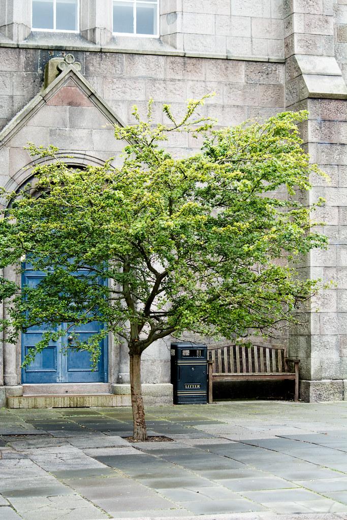 Old Aberdeen Scotland