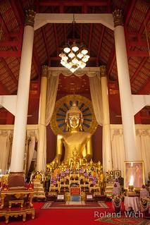 Chiang Mai - Wat Phra Sing