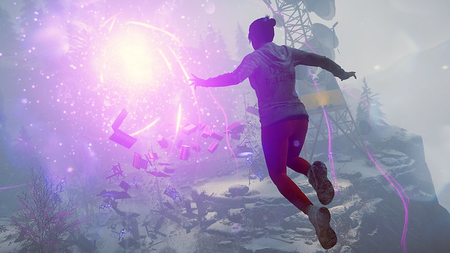 inFAMOUS First Light on PS4