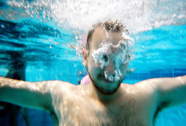Underwater camera fun