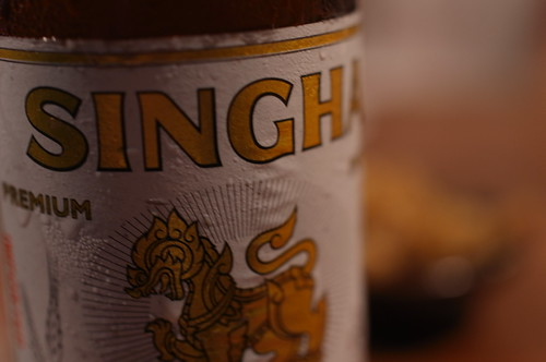 SHINGHA beer