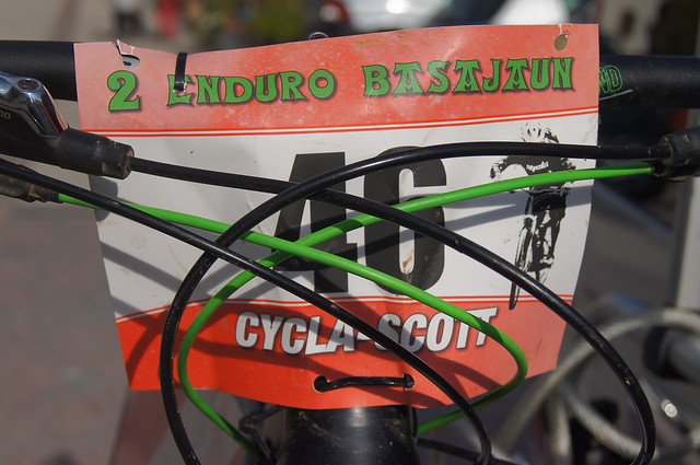 ijurkoracing burdindogui 2º Enduro cycla basajaun 8