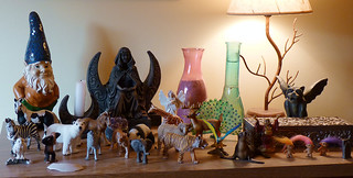 Spirit Space ~ Animal Totems, Elements, and Whatnot
