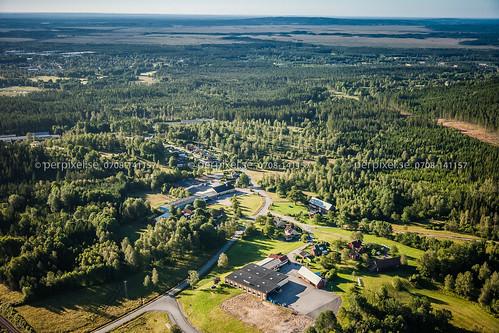 sverige jönköping swe flygfoto hillerstorp brännehylte ehconnector