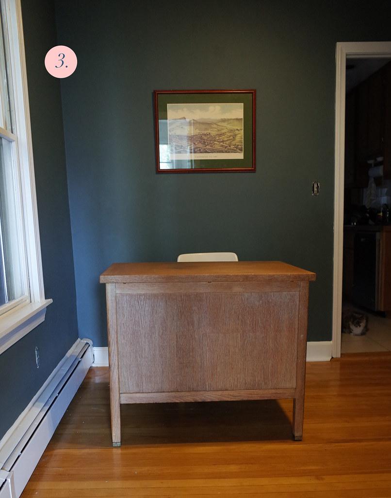 Desk Position 3