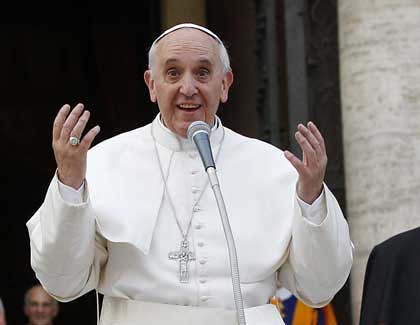 Is Pope Francis cool with cohabitation?